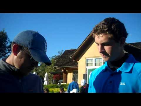 Patrick Cantlay at The Gifford Collegiate Championship