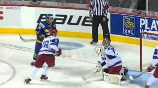 Ishockey - JVM : Sverige vs Ryssland 4-3 (2012-01-01)