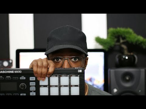 How To Make A Beat In Maschine Using Sierra Grove Samples