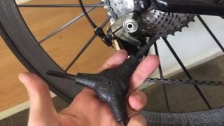 XT VS XTR & How To Install 40 Casette on road bike