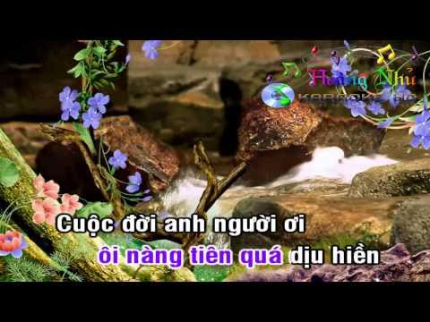 [Karaoke Nhạc Sống Full HD Demo Logo ] Dệt Mộng Uyên Ương Hoàng Nhủ Upload