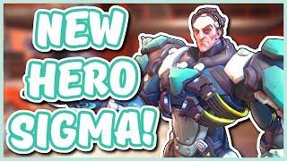 Overwatch - NEW HERO SIGMA (Sigma's Origin Story)