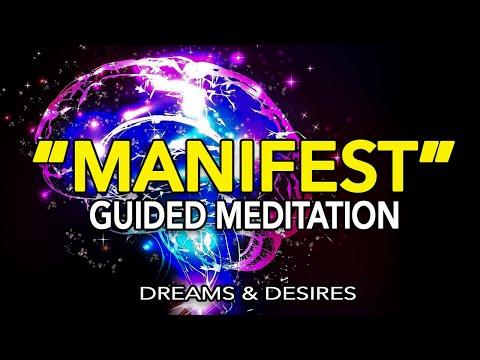 Manifest Desires Guided Meditation Theta Brainwaves Remove Negative Blocks Paul Santisi