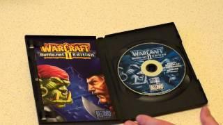 Обзор и распаковка Warcraft 2: Battle.net edition