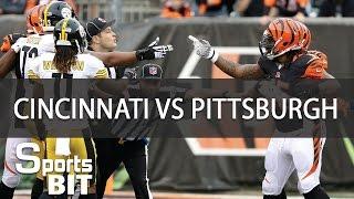 Cincinnati vs. Pittsburgh Week 2 Predictions & Free picks