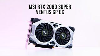 MSI RTX 2060 Super Ventus GP OC | Review / Temperature / Game Benchmark