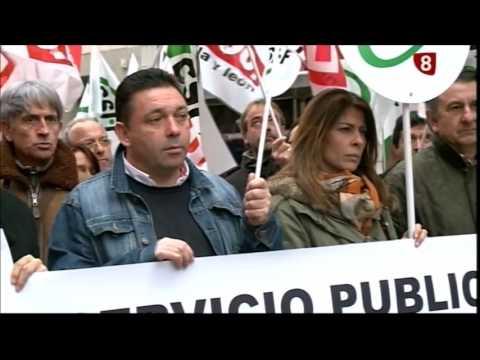 Noticias Primera Edición La 8 Burgos 21-03-2017
