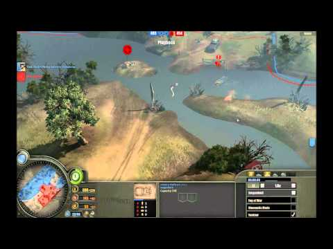 Company Of Heroes Multiplayer : Panzer Elite Vs. America