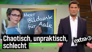 Das deutsche Bildungssystem