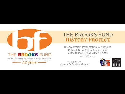 The Brooks Fund History Project - A Secret Only God Knows Documentary