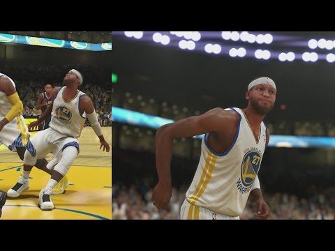 NBA 2K14 PS4 My Career - The Paul George Injury