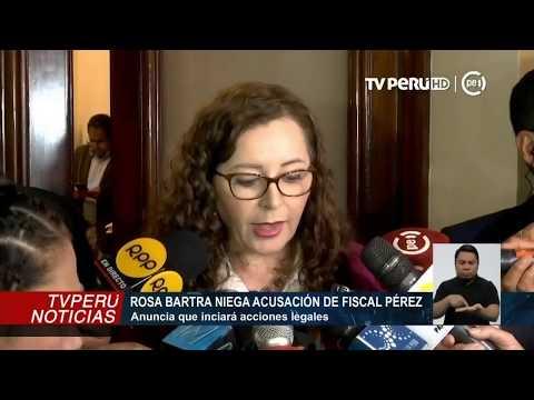Comisión Lava Jato: Bartra niega filtración de documentos