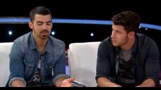Jonas Brothers on ET Canada Studio [17/07/2013]