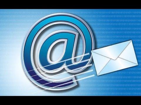 Как добавить почтовый адрес в контакты