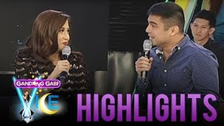 "GGV: Jolina shares ""I Love You Babe'"" story with Marvin"