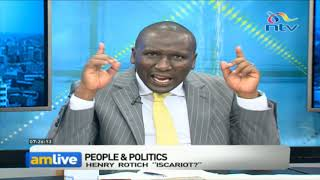 Where does the office of the Attorney General stand in Kimwarer, Arror dams scandal? || AM Live