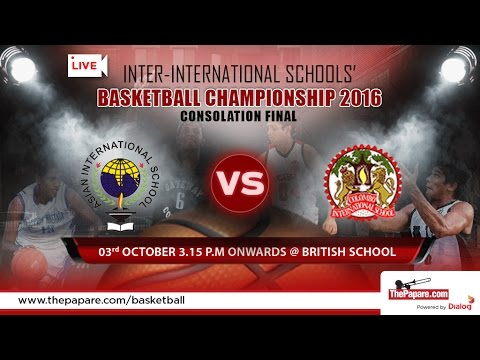 Asian International School v Colombo international School - Consolation Finals