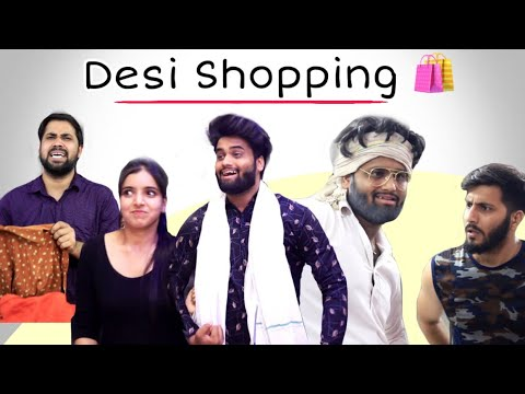 Desi Shopping | Sukki Dc | We Are One