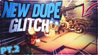 *NEW* DUPLICATION GLITCH 2018! 1000 SPECTROLITE ORE (MUST SEE) - Fortnite Save The World