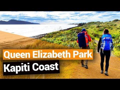 Queen Elizabeth Park on the Kapiti Coast - New Zealand's Biggest Gap Year – BackpackerGuide.NZ