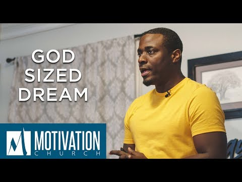 God Sized Dream | Pastor Travis Jones