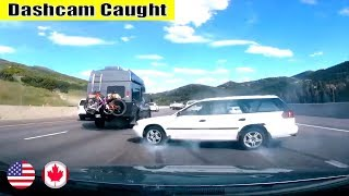 Ultimate North American Cars Driving Fails Compilation - 239 [Dash Cam Caught Video]
