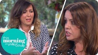 Would You Let Your Child Use The Potty In The Middle Of A Restaurant? | This Morning