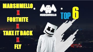 Marshmello songs RINGTONE (Download full ringtone link below)-FORTNITE-FLY-TAKEITBACK-FLASHUNK