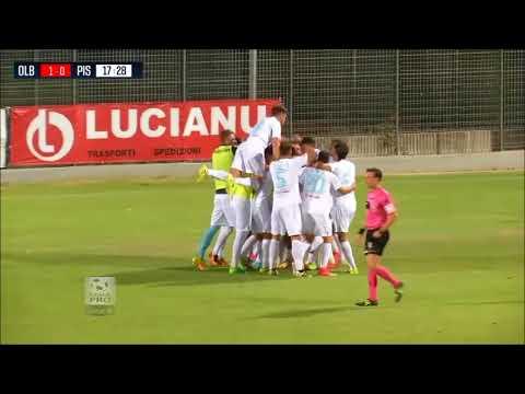 Olbia-Pisa 1-0