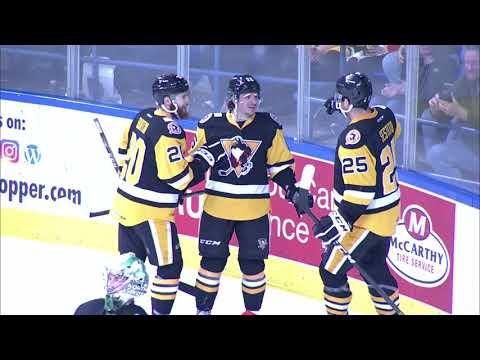 Penguins 7 - Devils 4 : April 7, 2018