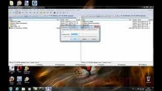 Как разбить большой файл программой Total Commander