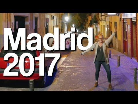 Madrid Trip 2017