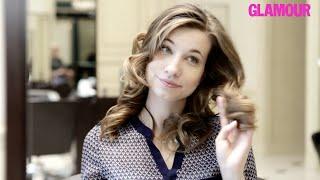 видео Объемная укладка на длинные волосы – руководство к действию