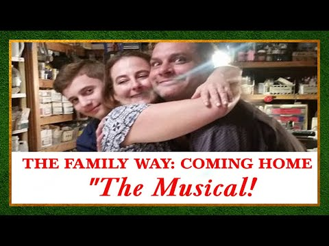 Coming Home - Behind the Scenes - The Musical