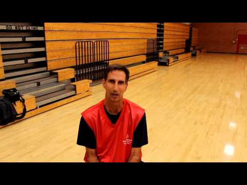 Special Olympics athlete Paul Hoffman Interview