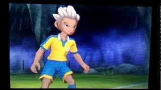 IEG2 My Super Raimon Vs Perfect Cascade Part 1.Inazuma Eleven GO 2: Chrono Stone