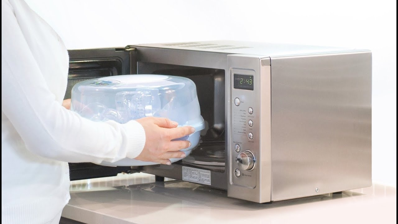 How To Use The Philips Avent Microwave Steam Steriliser Review You