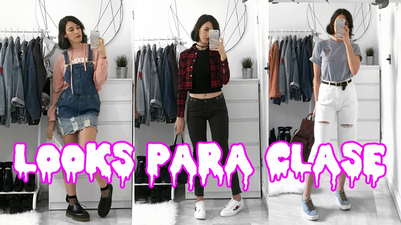 Outfits tumblr para la vuelta a clase crisisbeauty youtube for Pantalones asiaticos