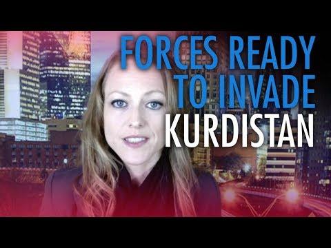 "Iran, Turkey, & Iraq move to ""crush"" Kurds, Christians"