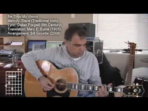 Be Thou My Vision (Cut Capo Acoustic Guitar)