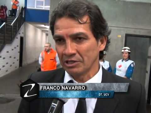 Entrevista a CHAVEZ y NAVARRO en COLOMBIA