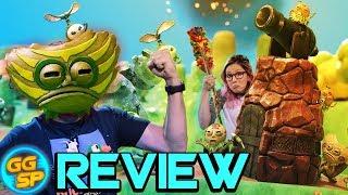 PixelJunk Monsters 2 | Game Review