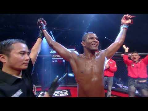 Super Fight League   Marcao Santana vs Till Kinne   Finish with Fire   SFL