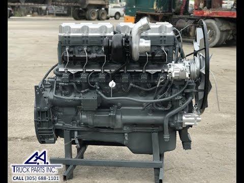 Mack E7-460 E-TEC Diesel Engine For Sale Serial # BRD6550 | CA TRUCK PARTS