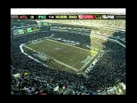 2005 Eagles vs Falcons NFC Championship