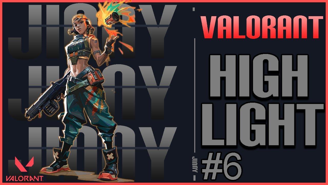 JinNy Valorant Highlight #6