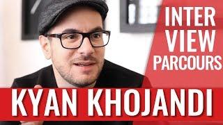 Kyan Khojandi parle de son parcours et nous ouvre ses archives perso