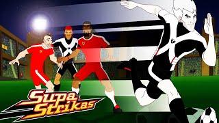 S5 E 79 COMPILATION!! | SupaStrikas Soccer kids cartoons | Super Cool Football Animation | Anime