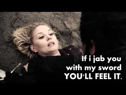Hook's quotes [NEED YOU TONIGHT]