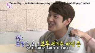 kwak siyang thailand ep11 unseen massage thai sub 곽시양